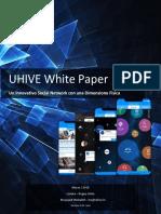 Uhive Whitepaper v1.441 Open