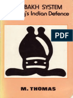 Averbakh System - Pirc_King's Indian Defence - M.thomas - 1979