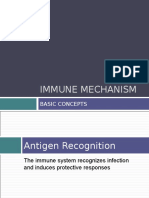 Immune Mechanism 2012