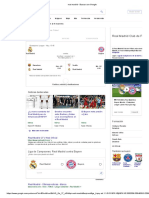 Real Madrid - Buscar Con Google