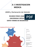 Bioetica e Investigacion Medica