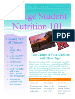 college nutrition