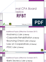 Additional CPA Board Exam Topics[1]