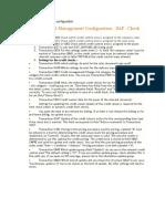 Classic Credit Management Configuration
