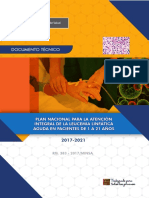 Resolucion Minesterial de Leucemia Linfatica Aguda
