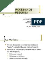Método de Pesquisa21