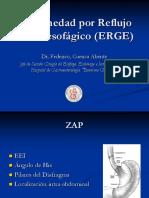 Enfermedad Por Reflujo Gastroesofagico (ERGE)