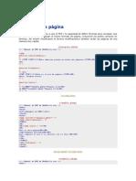 Manual de PHP bases