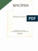 Revista Princípios, Vol. 02, número 2, 1995