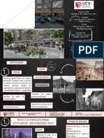 Renovacion y Reurbanizacion