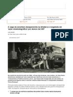 A saga da escultura desaparecida na ditadura e resgatada em 'ação cinematográfica' por alunos da USP - BBC Brasil