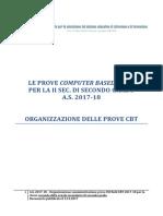 2. Organizzazione Delle Prove CBT_liv10