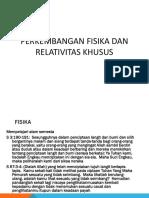 Relativitas 1