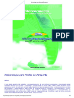 01 Meteorologia Para Pilotos de Parapentes
