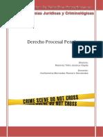 Derecho Procesal Penal Cuestionario