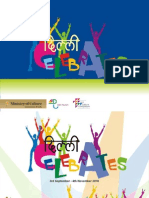 Delhi Celebrates Program