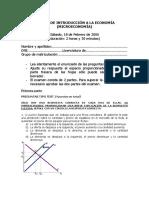 Examen de Febrero 2006 (Con Soluciones)
