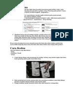 Cara Merawat Printer Dan Laptop