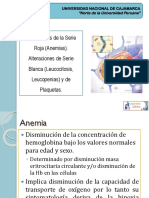 CLASE 06. Alteraciones (Anemias,Leucopenias,Etc)