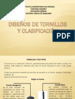 Información de Tornillos