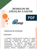 Aula Modelos de Atenção (1)