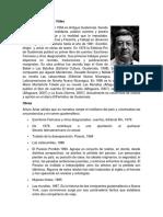 autores Guatemaltecos 30