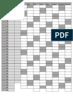 Calendario  letivo FAUTL