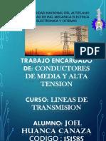 Catalogo de Conductores - Joel Huanca Canaza
