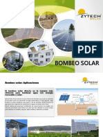 Bombeo Solar Solar Pump