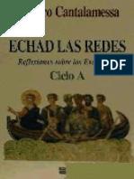 Echad Las Redes. Ciclo a - Raniero Cantalamessa