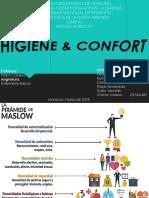 Higiene y Confort