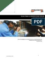 Guía Para Inspección Visual de Soldaduras Portada