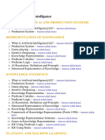 Artificial Intelligence - Lecture Notes, Study Material and Important Questions, Answers