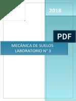 Laboratorio N°3 2018-01 2