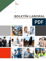 Boletin Laboral Julio 2017