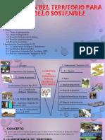 La Gestión Del Territorio Para El Desarrollo Sostenible