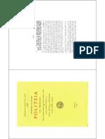 Aristóteles. Política. Libro I, Caps. 1 a 7