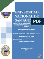 Diseño e Integración de Procesos Químicos