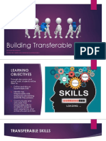 Building Transferable Skills