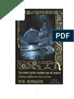 Hope Hodgson William - Los Mares Grises Sueñan Con Mi Muerte