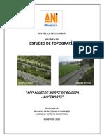 2.2. Informe Topografia