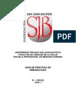 Inmunologia Practica 2018