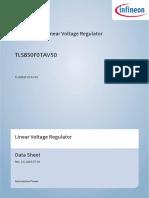 Infineon-TLS850F0TA V50-DS-v01_00-EN-1093464