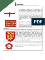 England National Symbols