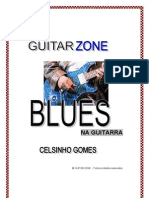 Blues Na Guitarra