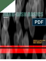 Hard Disk Basics