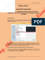 AutoCAD-Intermedio Wincha y Jalones-P1