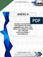 Anexo A