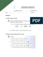 Avaluació 1 MAT FPB1 Solució