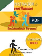 Administración de recursos humanos  Reclutamiento de Personal.pptx